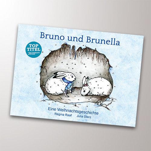 Buchcover Bruno und Brunella