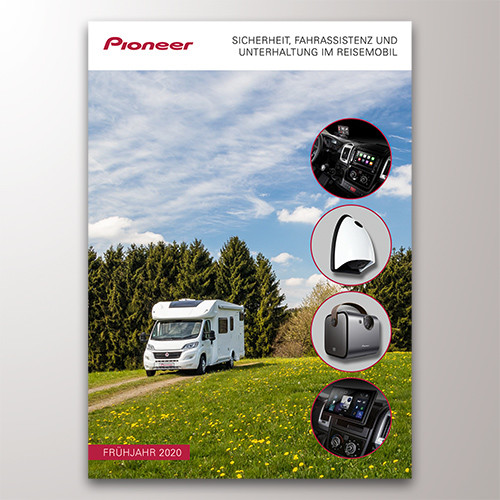 Pioneer Reisemobil-Katalog FJ 2020