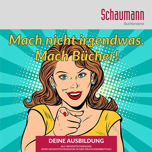 Schaumann Azubi-Broschüre
