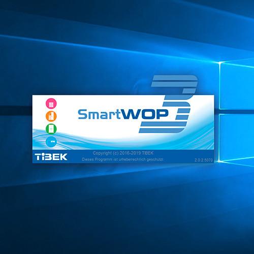 SmartWOP 3 Splashscreen